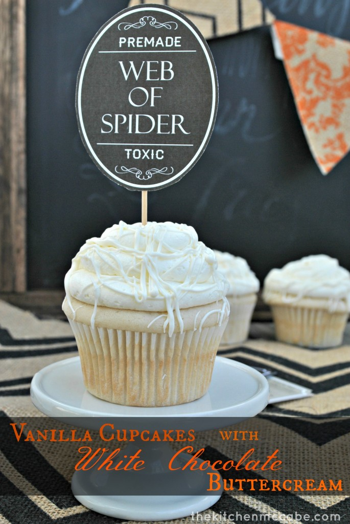 how to make really good vanilla cupcakes