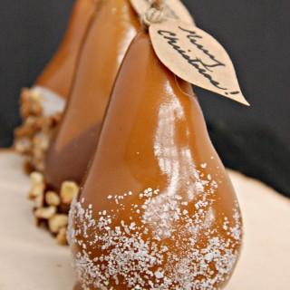 caramel pear 2
