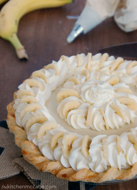 coconut banana cream pie 1