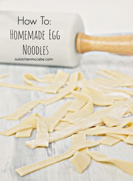 egg noodle tutorial lightened