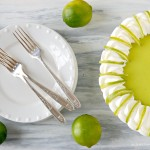 Key Lime Mousse Pie