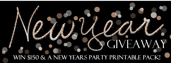 New Years Giveaway Package