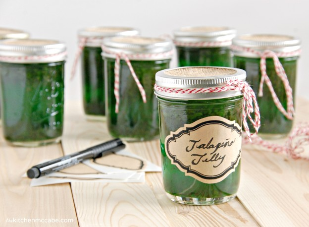 Jalapeno Pepper Jelly ~ Edible Gift Idea #1 - The Kitchen McCabe