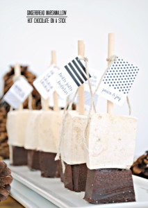 gingerbread hot chocolate sticks 6