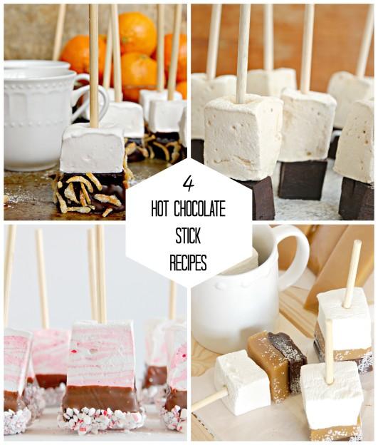 hot chocolate stick round up