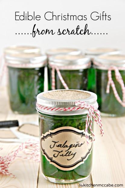 Jalapeno Pepper Jelly ~ Edible Gift Idea #1 - The Kitchen McCabe
