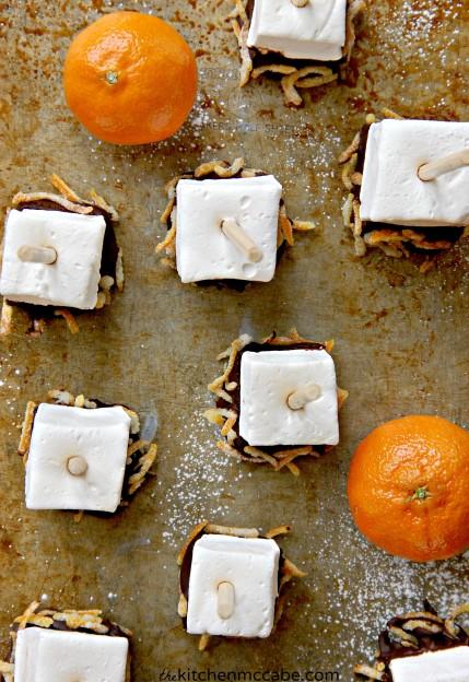 orange marshmallow hot chocolate stir stick 2