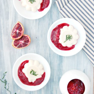 blood orange panna cotta 1