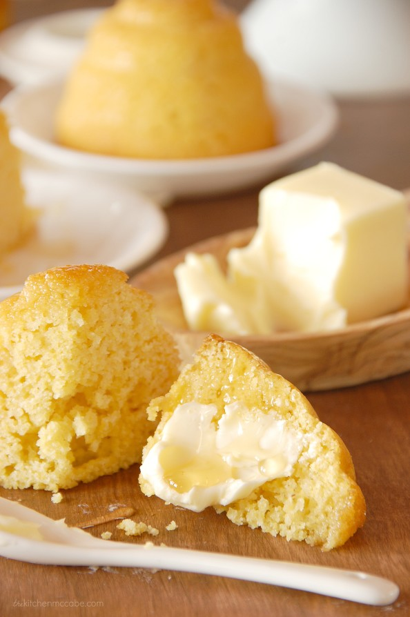 Honey Cornbread Cakes 6