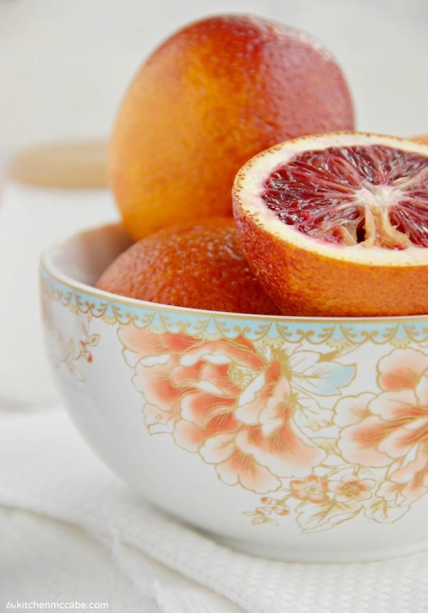 blood orange sweet rolls with orange buttercream cream cheese frosting 7