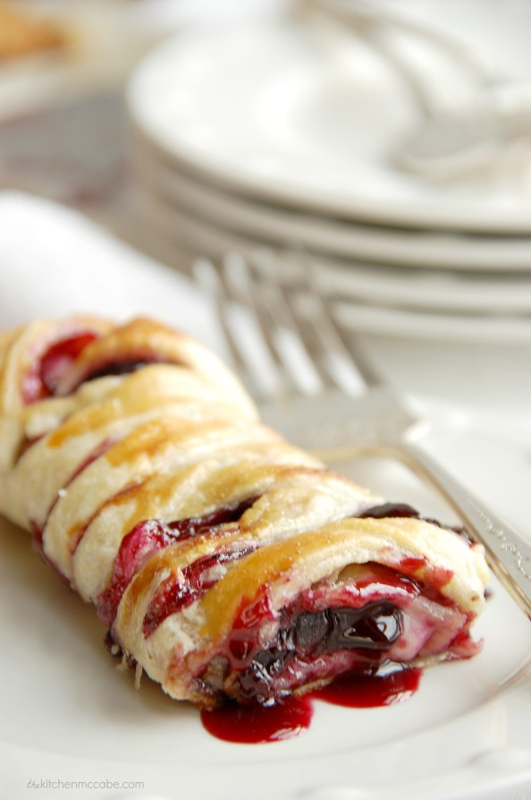 chocolate cherry cream cheese danish 5