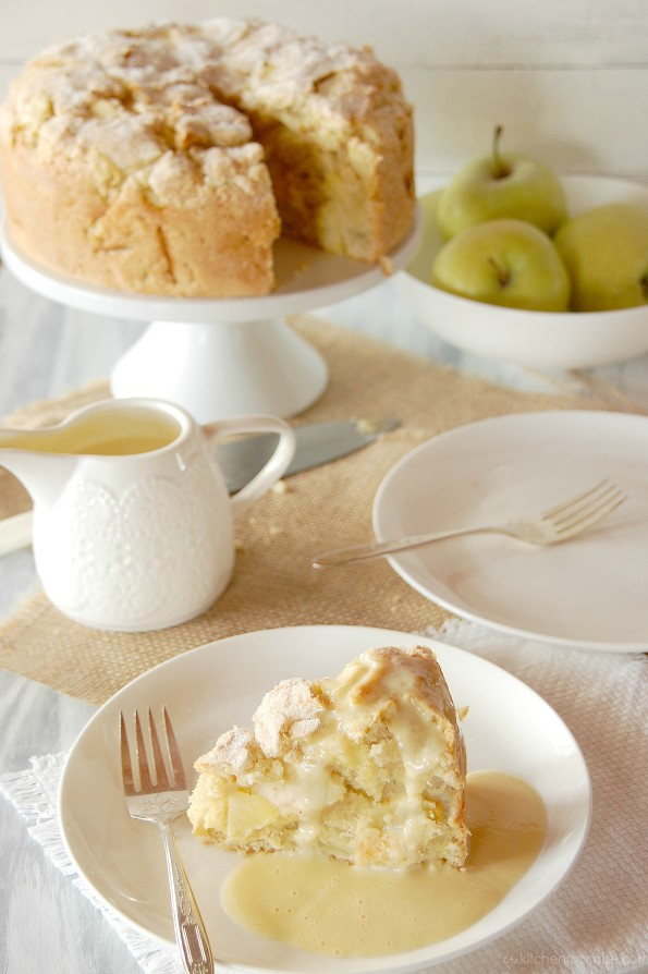 irish apple cake 4