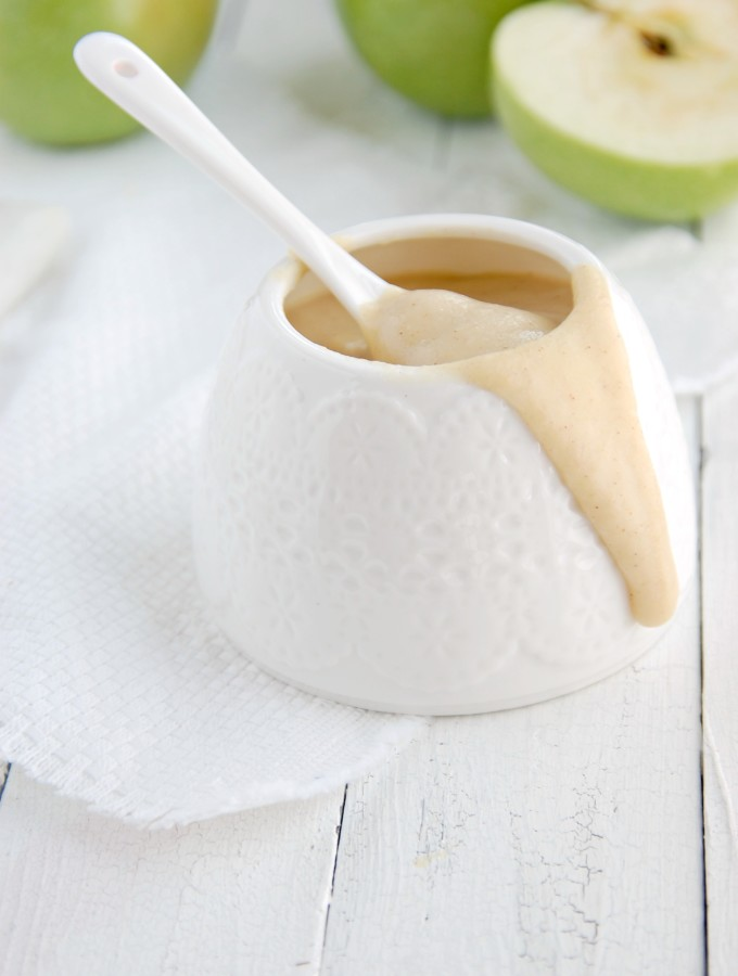Spiced Apple Coulis
