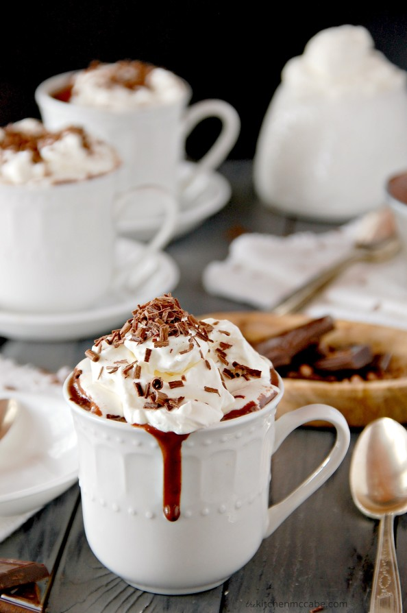 thick spiced italian hot chocolate 8