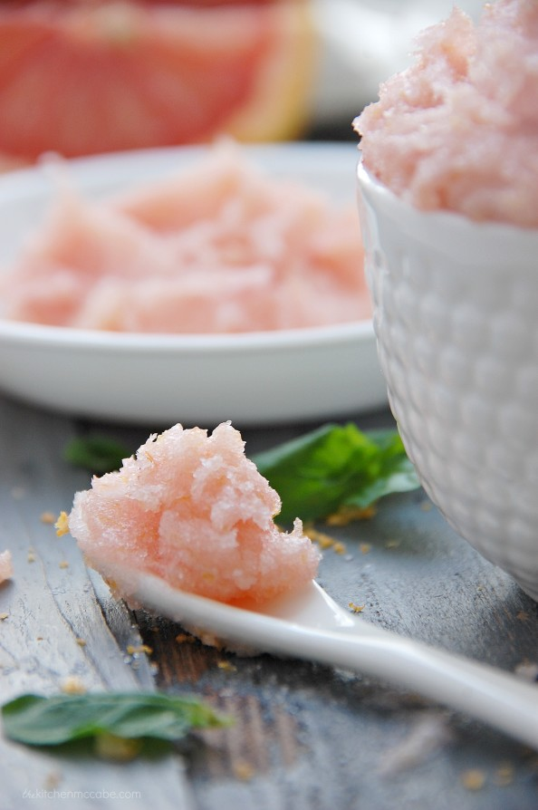 whipped Grapefruit Peppermint Body Scrub 4