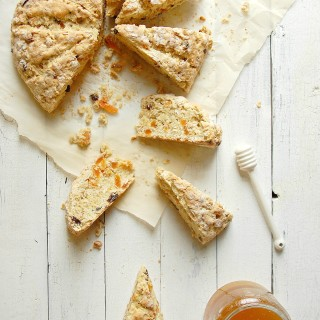 Fruit and Oat Scones 2