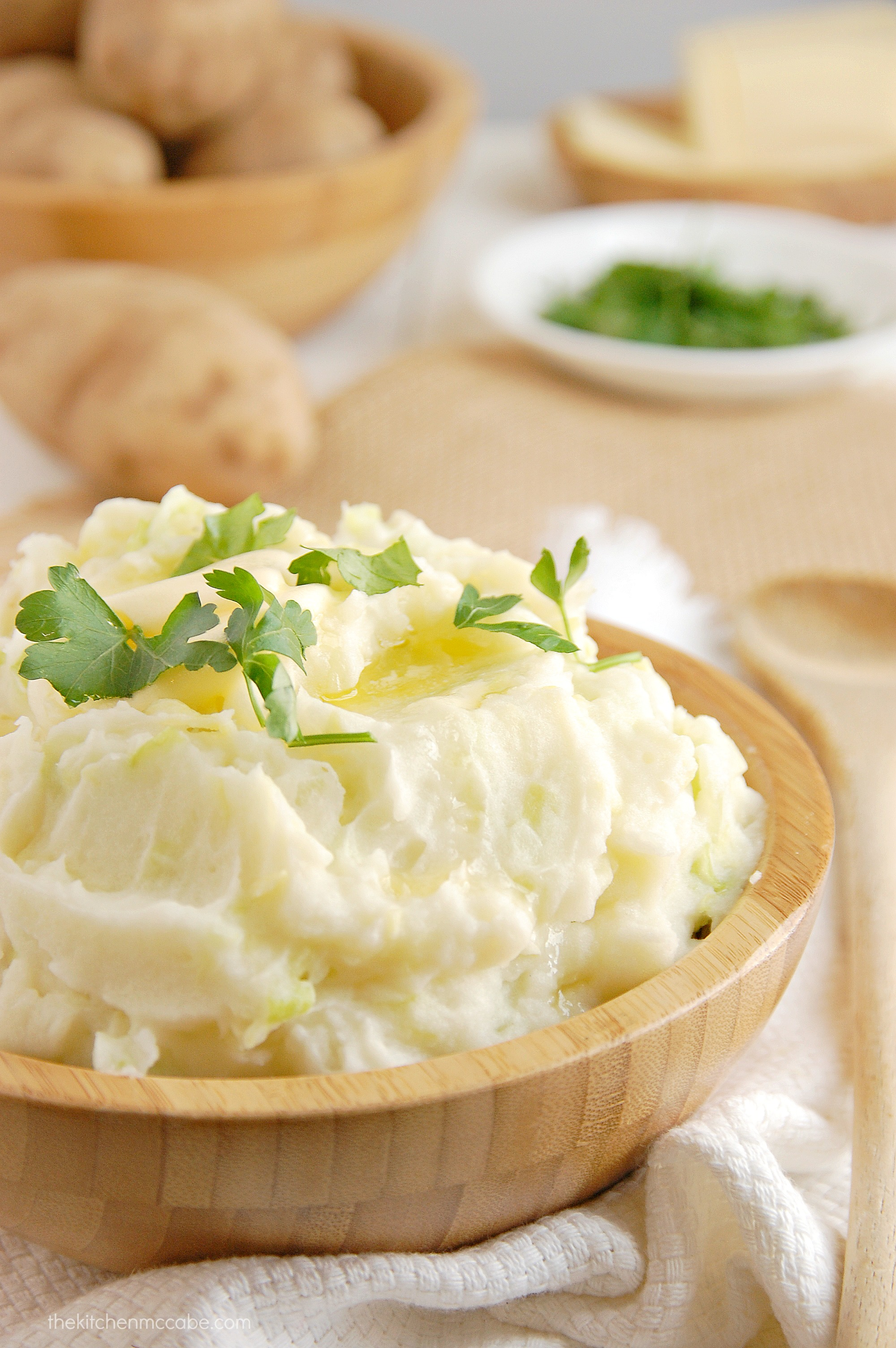 Irish Colcannon - The Kitchen McCabe