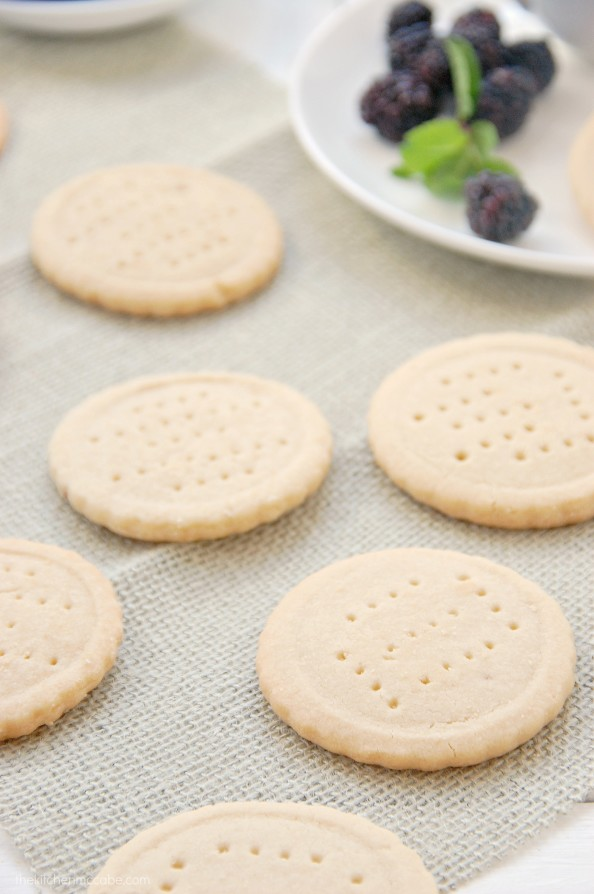 Scottish Shortbread Cookies The Kitchen Mccabe