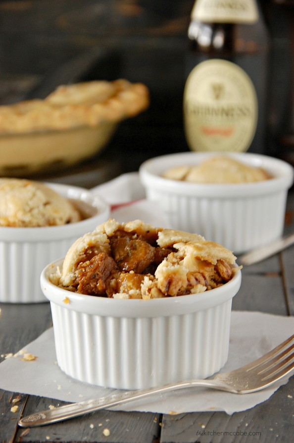 beef and guinness pie 5