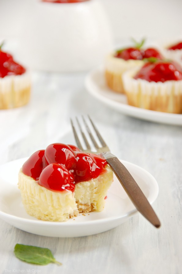 mini cherry cheesecakes 5.1