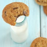Soft & Chewy Chocolate Chip Cookies {Gluten & Dairy Free}