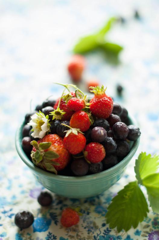Mixed Berry Panna Cotta   thekitchenmccabe.com
