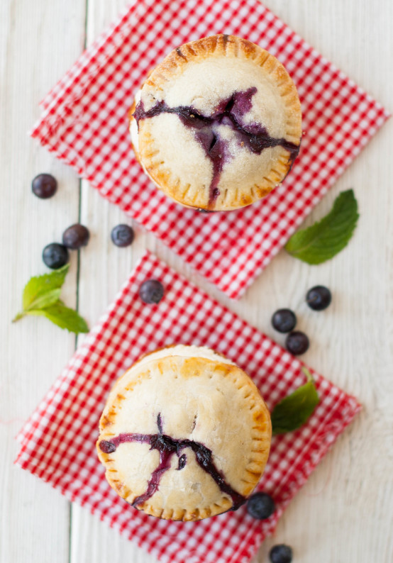 Blueberry P-ice Cream Sandwiches | thekitchenmccabe.com