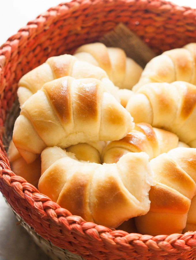 Perfect Crescent Dinner Rolls