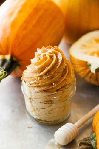 Whipped Cinnamon Pumpkin Honey Butter | thekitchenmccabe.com