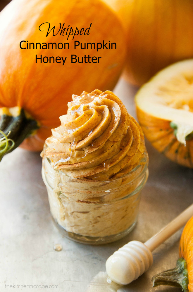 Whipped Cinnamon Pumpkin Honey Butter text