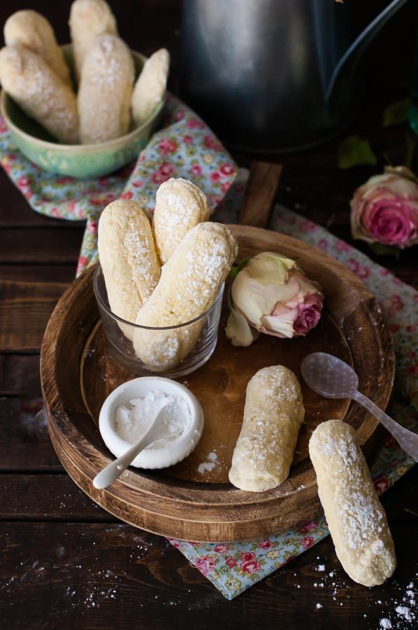 Homemade Ladyfinger Recipe | thekitchenmccabe.com