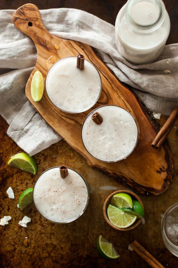 Coconut Horchata | thekitchenmccabe.com