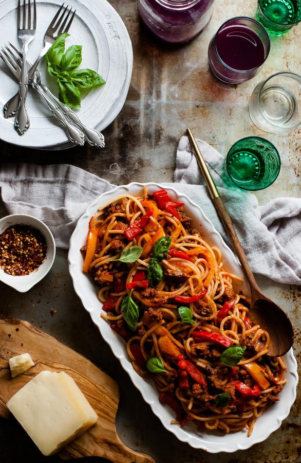 Spaghetti Alla Chiatarra 1