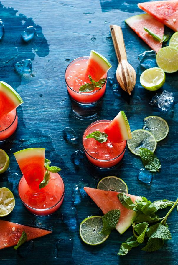 Sparkling Watermelon Aqua Fresca