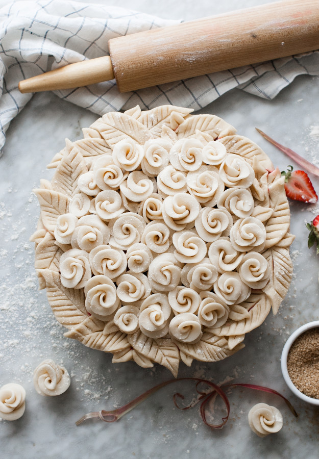 Make A Pie Crust With Cake Mix