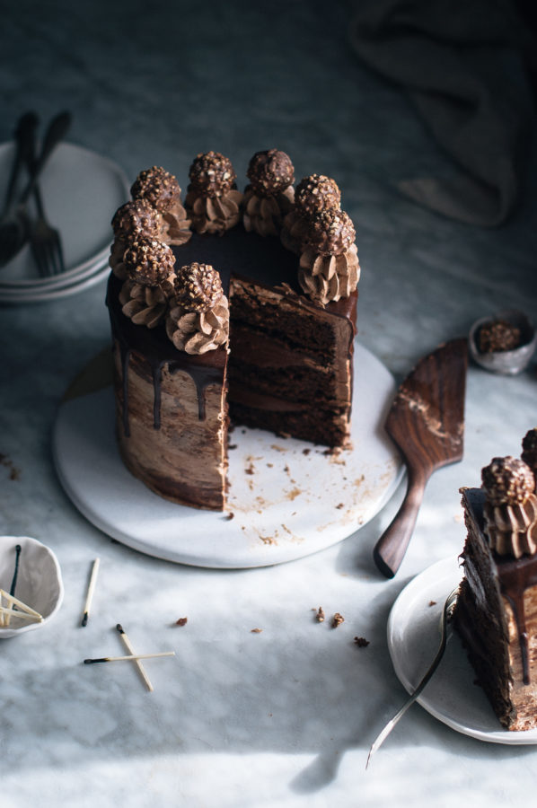 Chocolate Dream Layer Cake Recipe