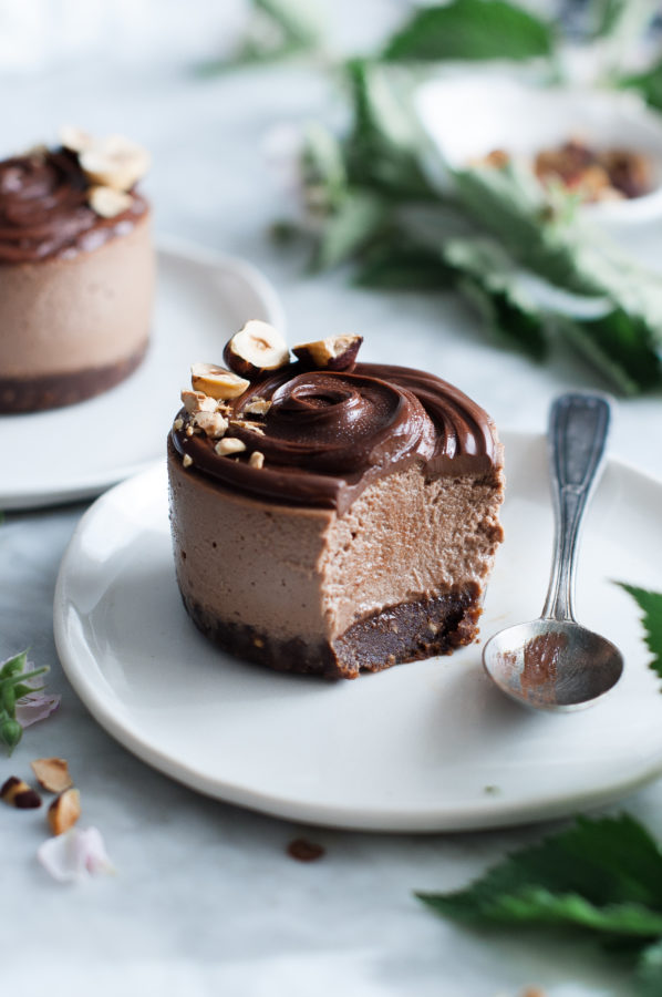 Chocolate Orange Hazelnut Cake
