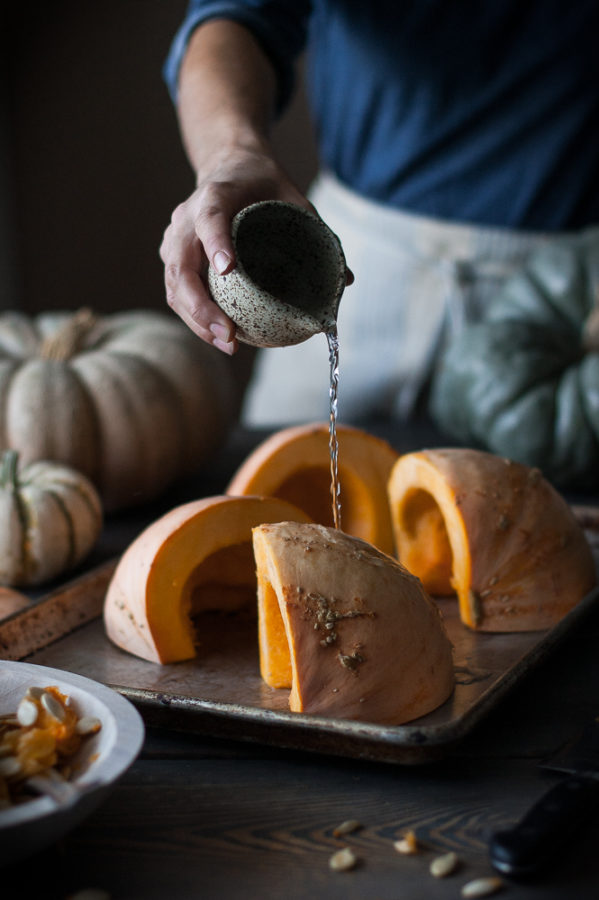 How To Roast & Puree a Pumpkin