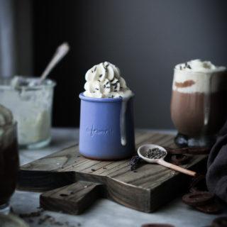 Lavender & Vanilla Milk Hot Chocolate