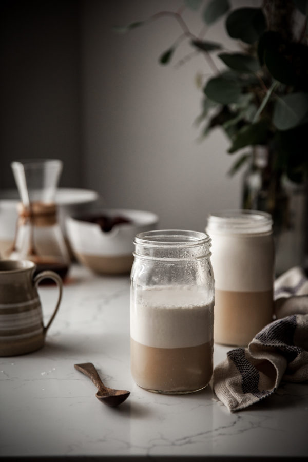 Coconut Cream from Scratch(naturally-sweetened)