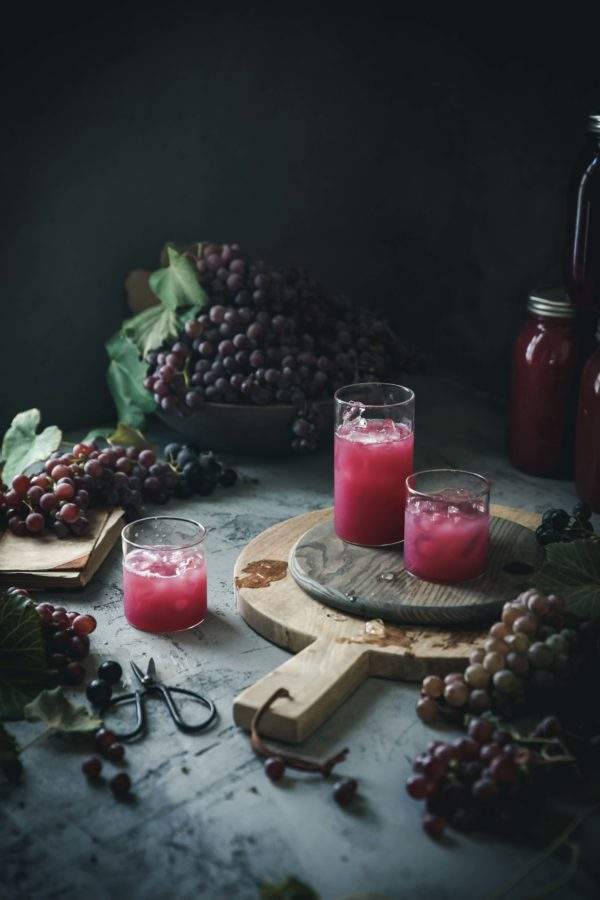 How to make Homemade Grape Juice