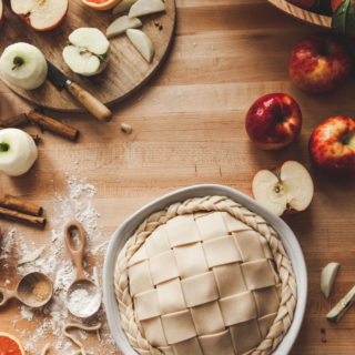 Winter's Apple Pie