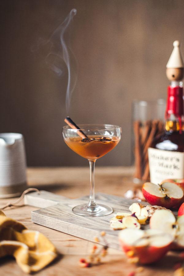 Autumn in Vermont Cocktail