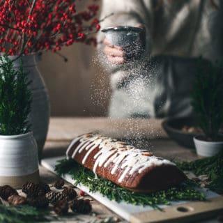 Scandinavian Almond Cake